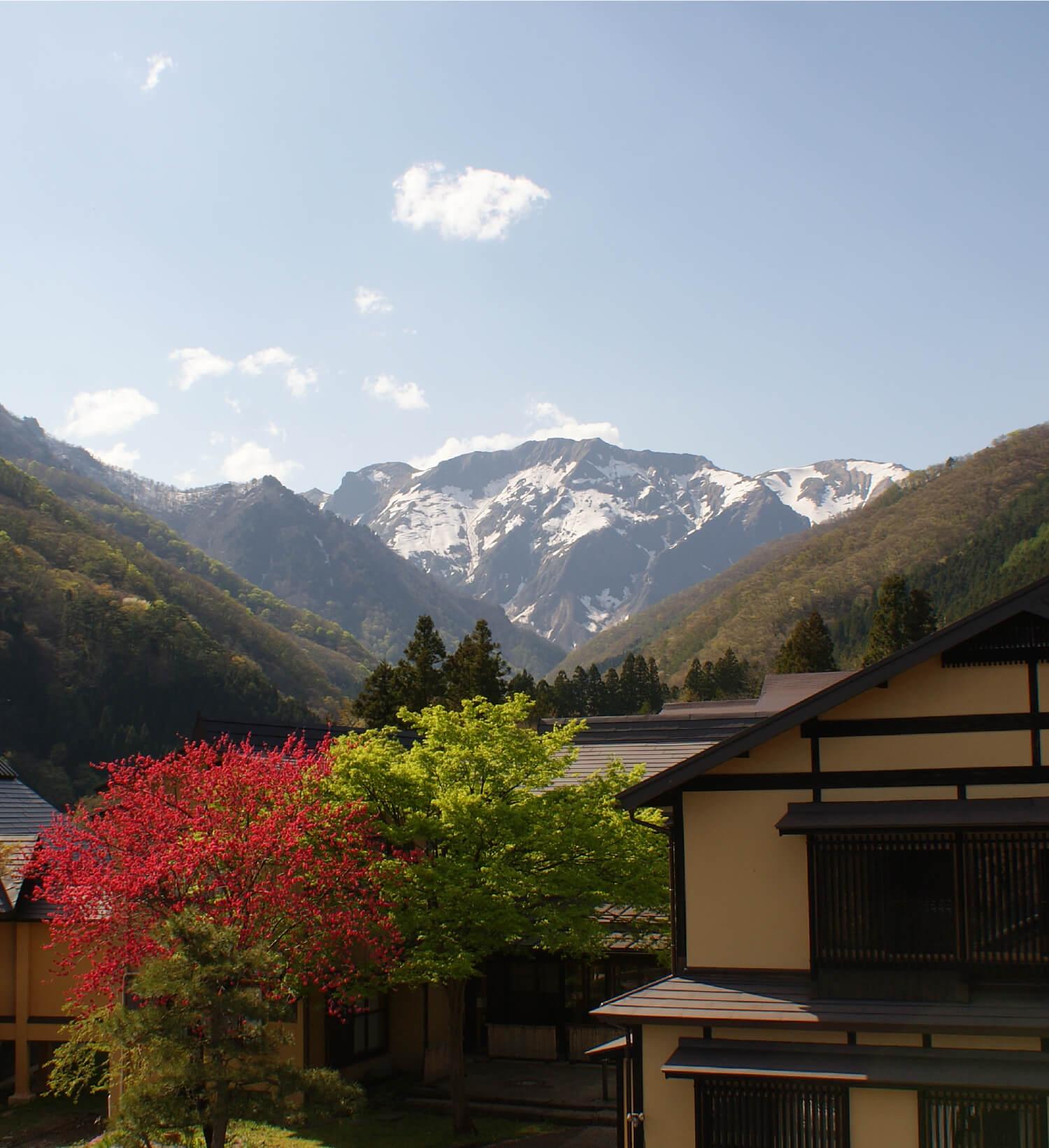 貸切展望露天高濃度水素「谷川岳」